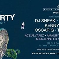 Nervous Records River Party