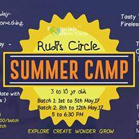 Rudis Circle Summer CAMP
