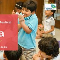 Vadodra Regional Children Writer Festival