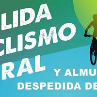 Salida Ciclismo Rural y Almuerzo Despedida 2017