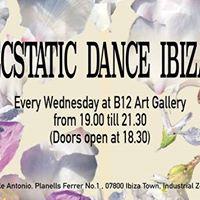 Ecstatic Dance Ibiza with Dj Kareem Rahani