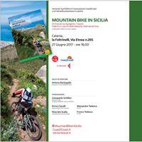 Presentazione del volume &quotMountain Bike in Sicilia&quot - Catania