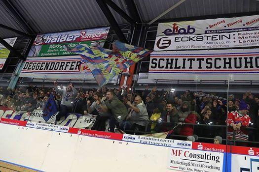 1. Runde Playdowns Spiel 1 in Bayreuth