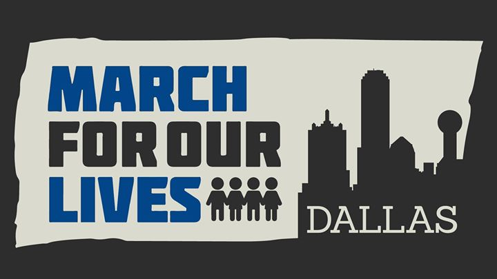 March For Our Lives - Dallas