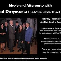 Movie &amp Afterparty with Soul Purpose