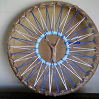 Herfstequinox bewegen in het Medicijnwiel ritueel los laten