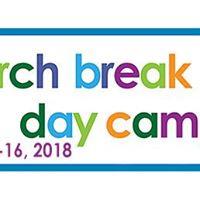 March Break Camp 2018