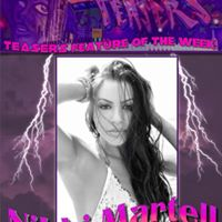 Nikki Martell Teasers Feature of the week Sept 25th-30th