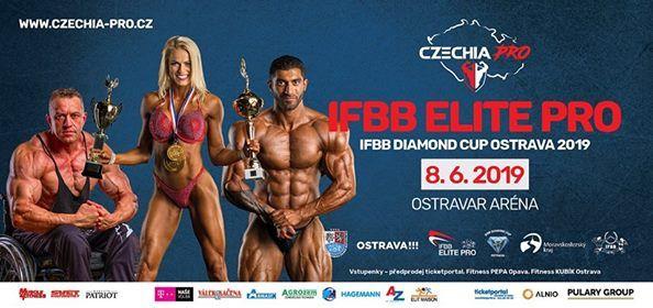 Znalezione obrazy dla zapytania Czechia-Pro ifbb 2019 diamond cup