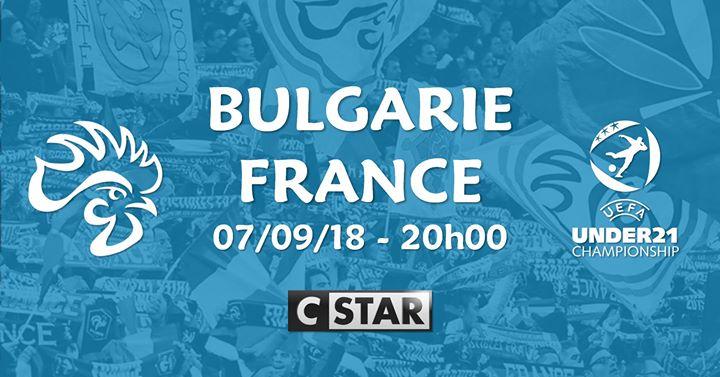 Bulgarie - France (espoirs)
