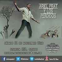 Ariel Prat y los perdidos vuelven a Olivos