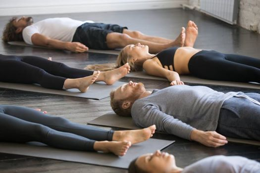 Guided Sleep Meditation - Yoga Nidra