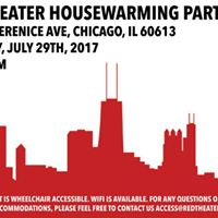 Red Theater Housewarming Party