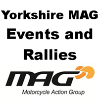 Yorkshire MAG Events and Rallies