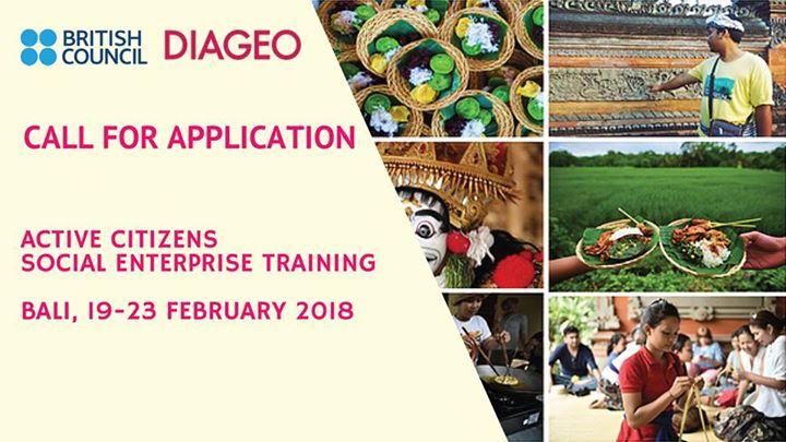 Active Citizens Social Enterprise Training (Bali)