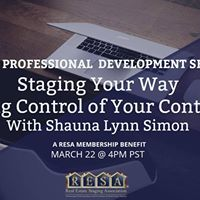 Staging Your Way  Taking Control of Your Contracts