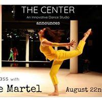 Master Class with Kate Martel