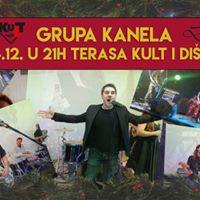 Grupa Kanela Live