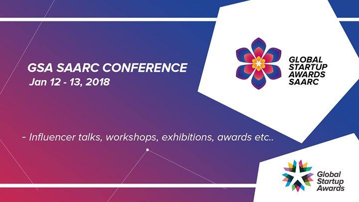 Global Startup Awards SAARC Conference