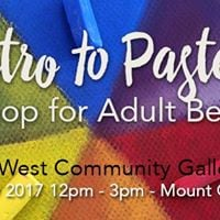 Intro to Pastels with Jeanne Cotter