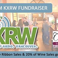 KXRW Fundraising Party with Ruby Ribbon (Jody Akers) &amp Cellar 55