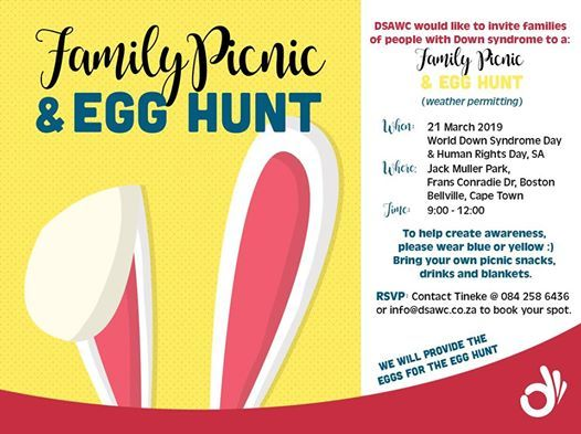 Family Picnic and Egg hunt