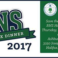 RNS Halifax Dinner