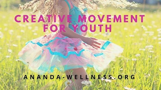Creative Movement for Youth