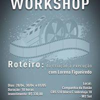 Workshop de Roteiro - Companhia da Iluso