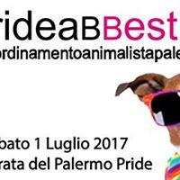Prideabbestia - Animalisti al Palermo Pride 2017