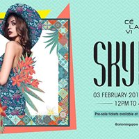 Sky High Brunch 3 February