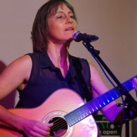 Liz Simcock at Orpington Folk Club