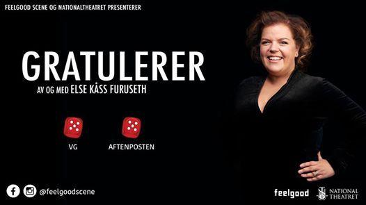Gratulerer med Else Kss Furuseth