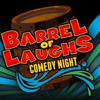 Barrel of Laughs Comedy Ian Karmel &amp Asif Ali Niagara Falls