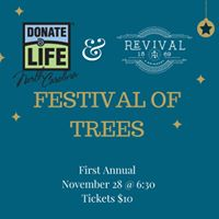Donate Life NC Festival of Trees