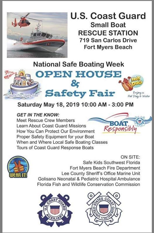 Coast Guard Station Fort Myers Beach Open House | Florida