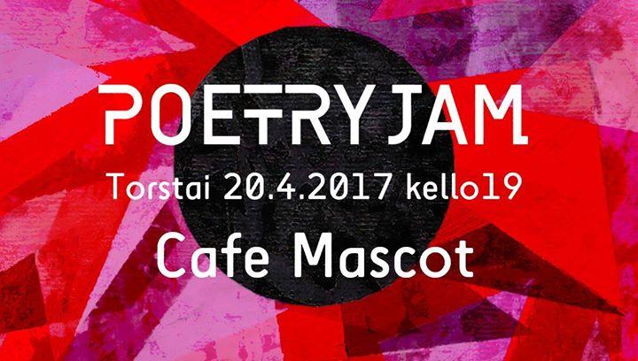 Poetry Jam MUU