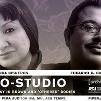ArchiTEXTS Micro-Studio with Sandra Cisneros &amp Eduardo C. Corral