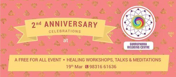 Gurrupadma 2nd Anniversary