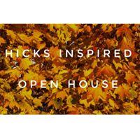 Hicks Inspired Mini Show