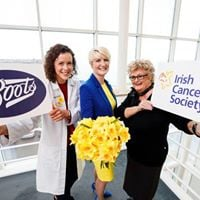 Zumba For Daffodil Day with Boots Glenageary