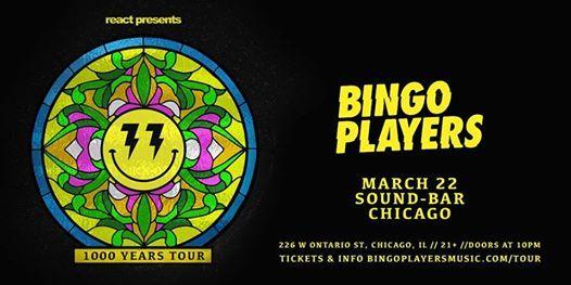 Bingo Players at Sound-Bar