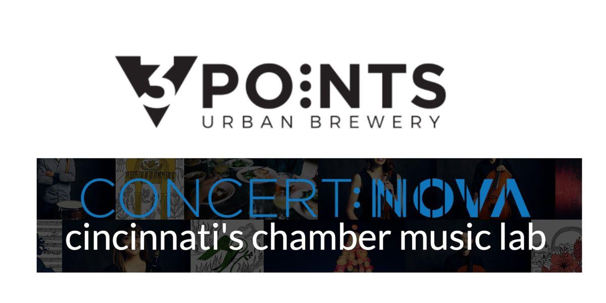 concertnova Adventure  Three Points Urban Brewery