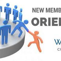 New Member Orientation Breakfast