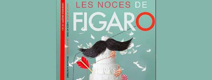 Les Noces de Figaro pour les enfants Bordeaux
