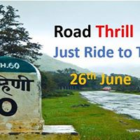 Just ride to Tamhini Ghat