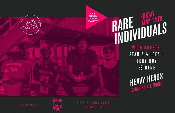 Rare Indies ft  Stan Z, Eddy Boy, Jayoh Klaykoh, E$ BFNE at Club