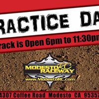Practice Day - Friday