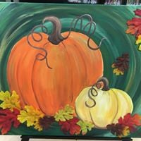Fall Painting Class for Adults