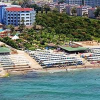 Karabk niversitesi Alanyada Vol 4 Caretta Beach Hotel 349TL